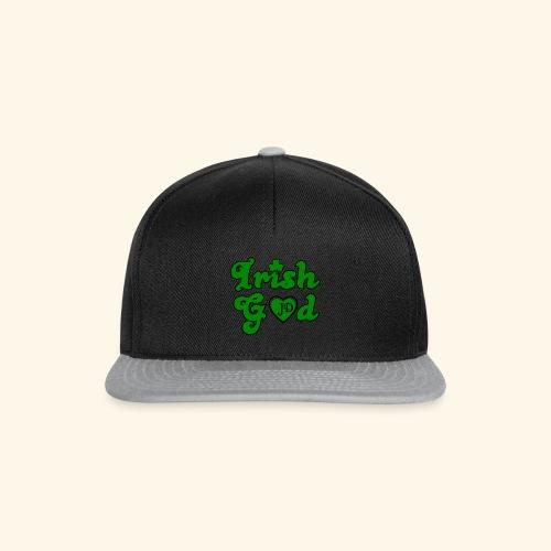Irish God - Snapback Cap