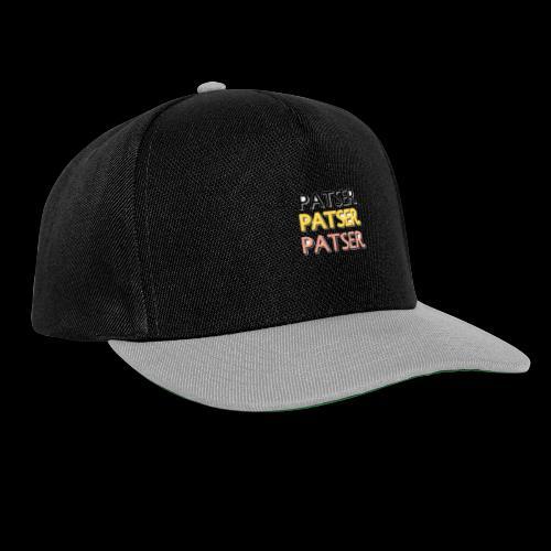 PATSER GOUD - Snapback cap