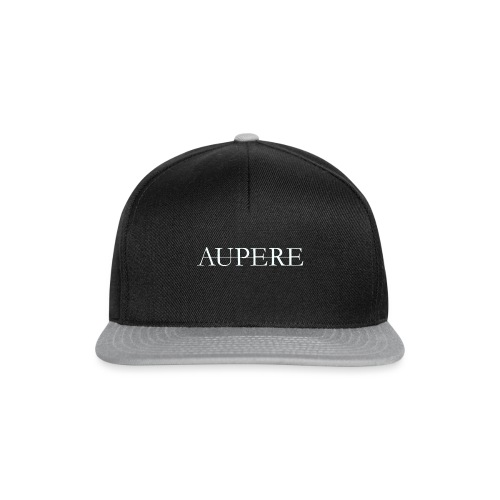 Aupere - Snapback cap