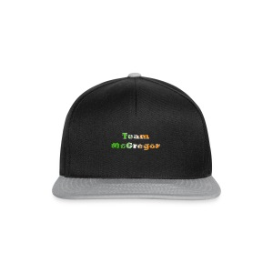 Team McGregor - Snapback Cap