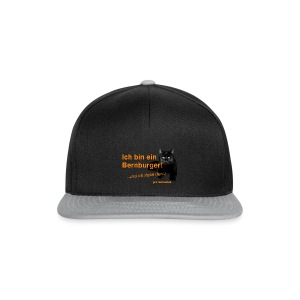 Statement Bernburg - Snapback Cap