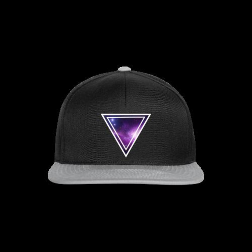 Galaxy Space Driehoek T-shirt - Snapback cap