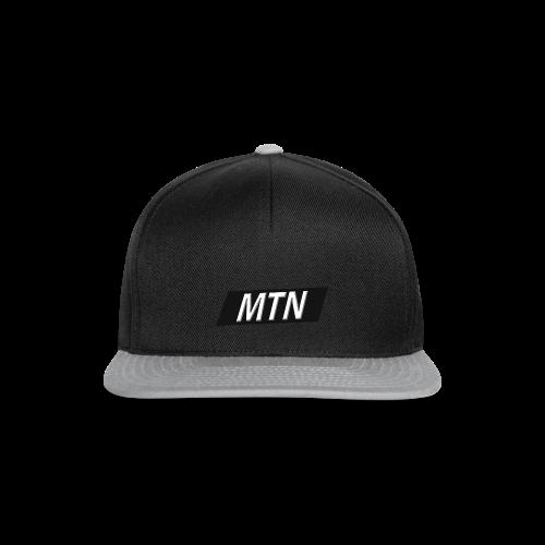 MTN Sportstaske m. BoxLogo - Snapback Cap
