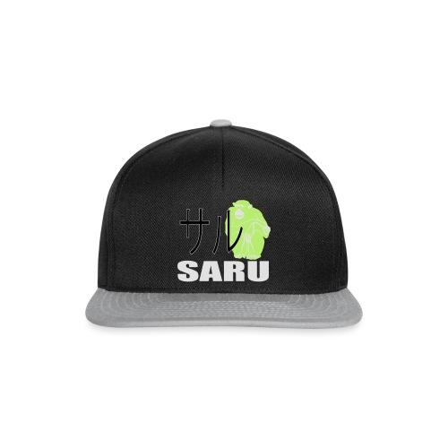 7279459_128361579_SaruAffe_orig - Snapback Cap