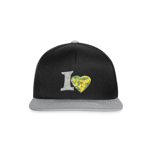 I LOVE MONEY - Snapback Cap