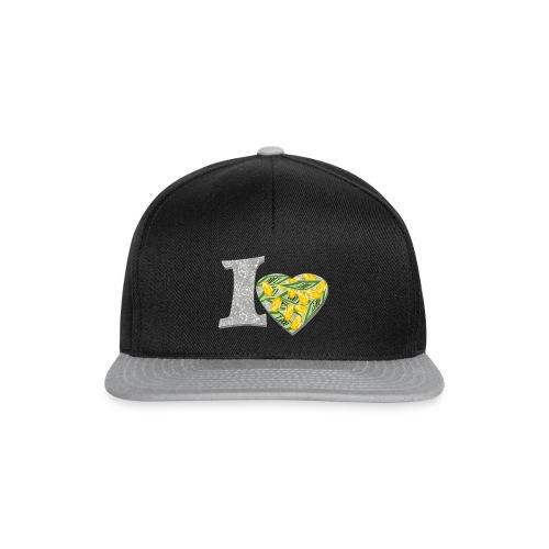 I LOVE MONEY - Snapback Cap