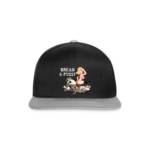 LOGO BREAD AND PUSSY - Snapback Cap