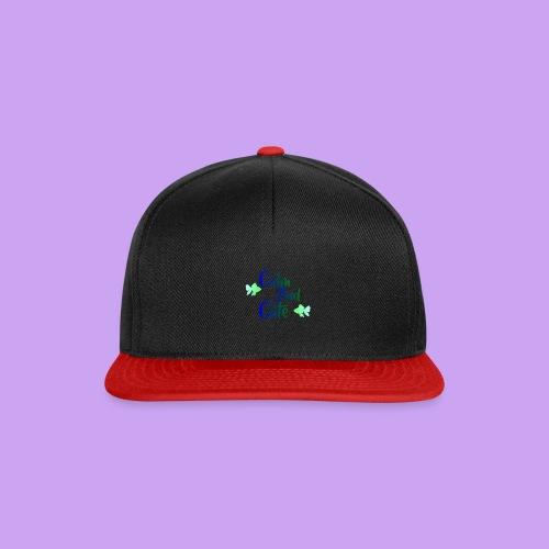 Calm And Cute - Snapback Cap