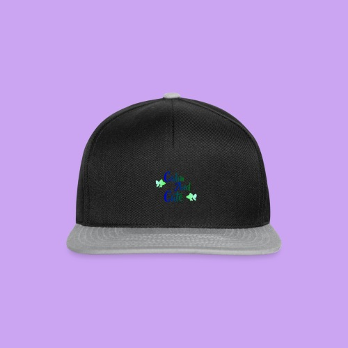Calm And Cute - Snapback Cap