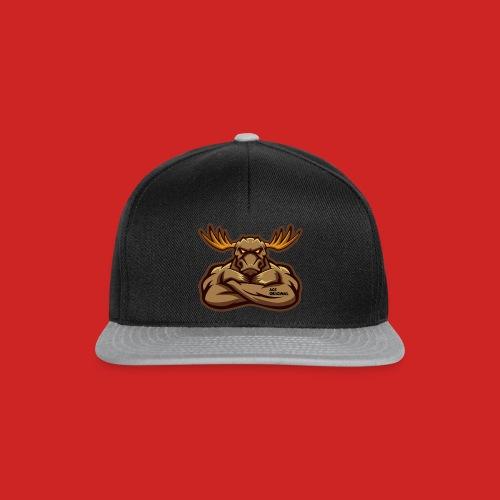 Ace Original Moose Mascot - Snapback Cap