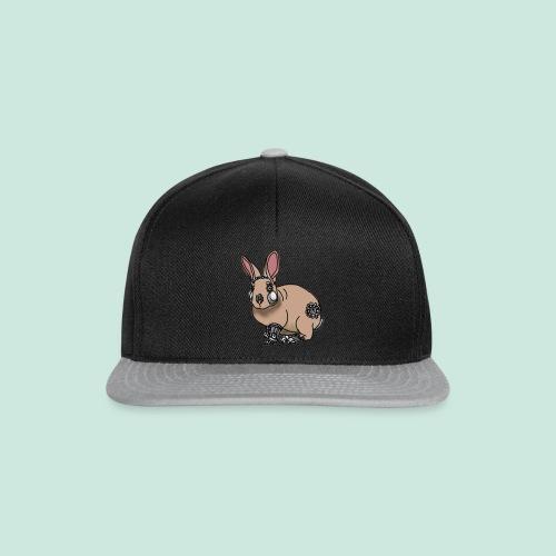 BUNNYBOT - Snapback Cap