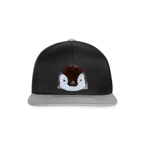 Pinguin Baby Polygon Art - Snapback Cap