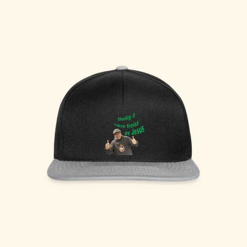Deilig og v re frelst - Snapback-caps