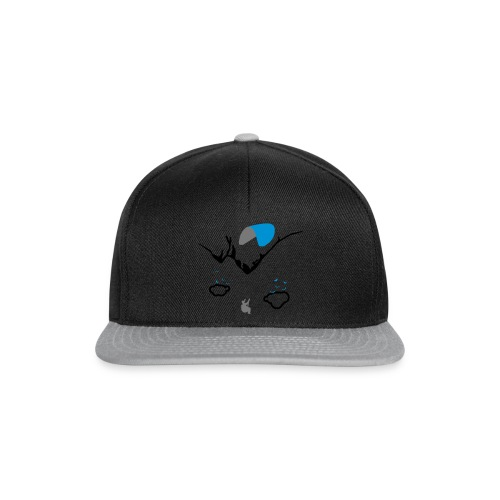 Upside Down Paragliding - Snapback Cap