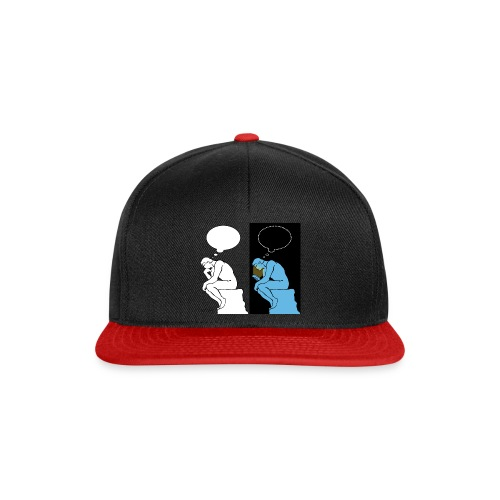 The Thinker - Snapback Cap