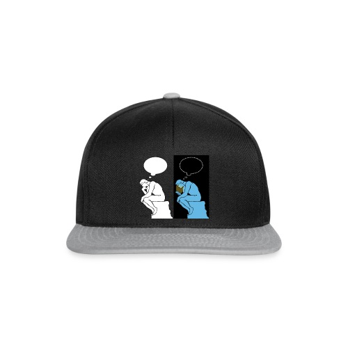 The Thinker - Snapback Cap