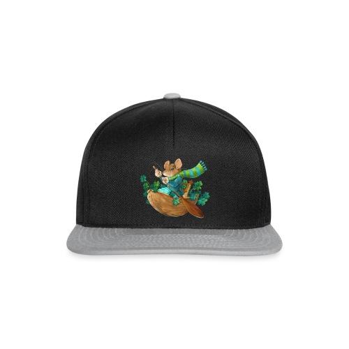 Glücksmaus - Snapback Cap