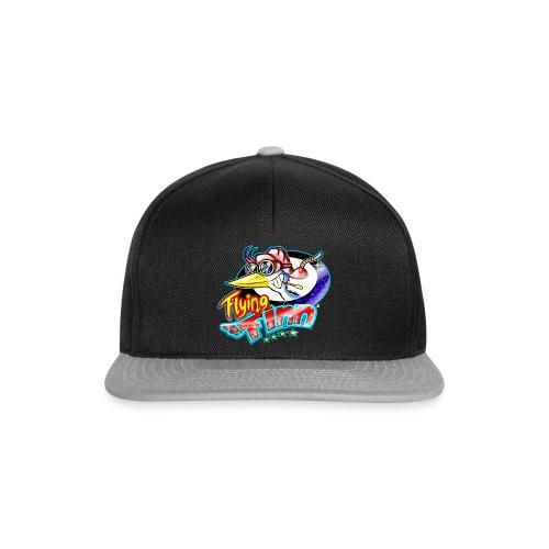 FlyingFinn1 - Snapback Cap