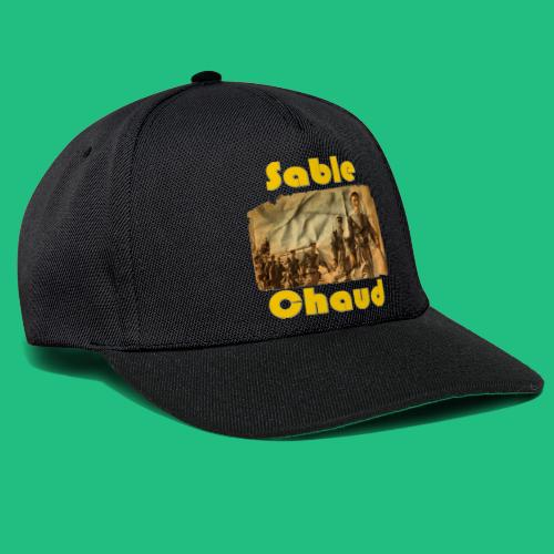 sable chaud6 - Casquette snapback