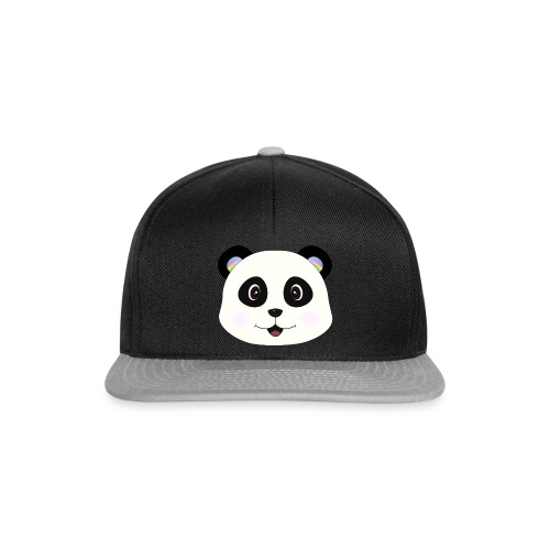 panda rainbow - Gorra Snapback