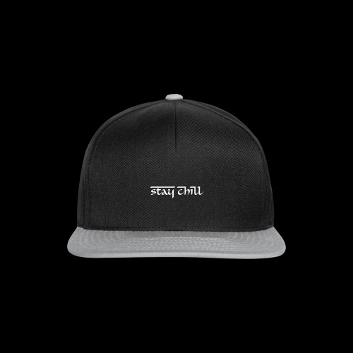 Stay Chill Collection - Gorra Snapback