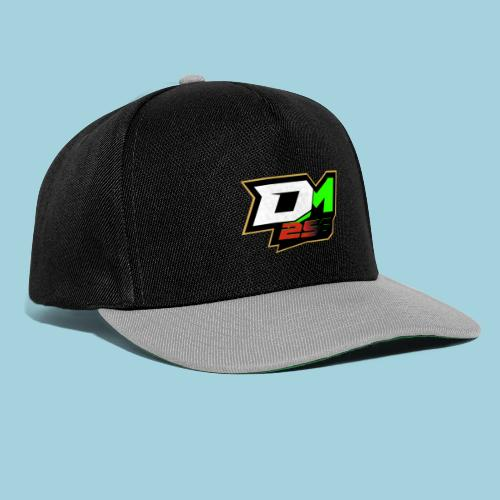 Dominik Möser 2 - Snapback Cap