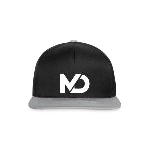 logo_wit - Snapback cap