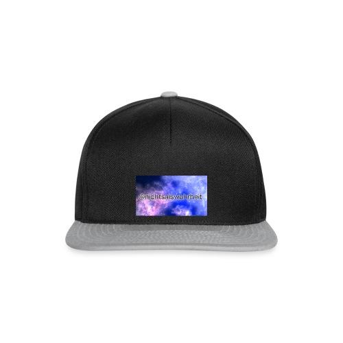 nichtsalswahrheit Galaxy - Snapback Cap