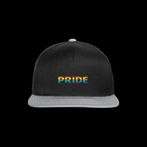 Gay pride in rainbow kleuren - Snapback cap