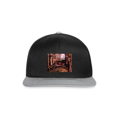 Frida01 - Snapback Cap