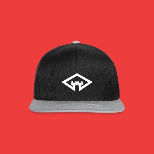 GymDudezLogo - Snapback Cap