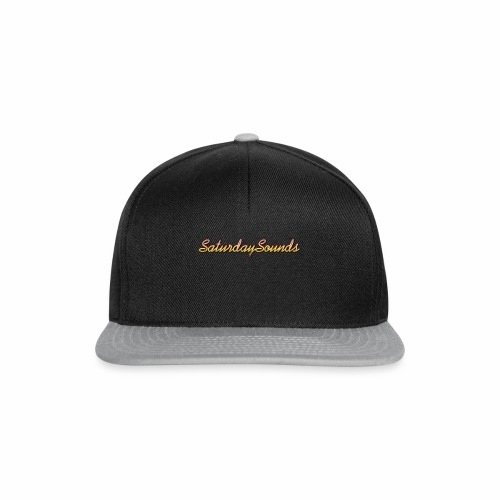 SaturdaySounds Hoes voor lPhone 5/5s. - Snapback cap