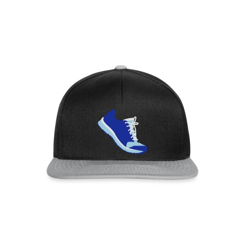 Laufschuh - Snapback Cap