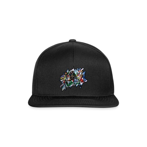 Mind Games - Snapback Cap