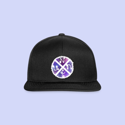 Nuni! cross, NuniDK Collection - Female top - Snapback Cap