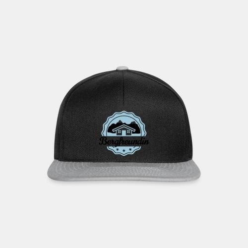 Bergfreundin - Snapback Cap