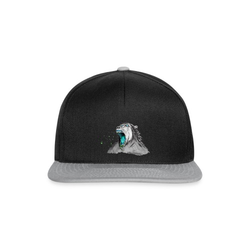ScreaMun Logo - Snapback Cap