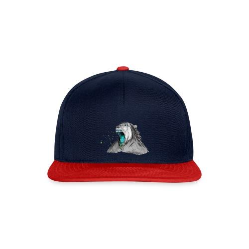ScreaMun Logo - Snapback Cap