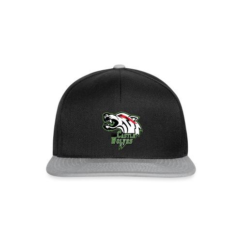 CastleWolves_Logo - Snapback Cap