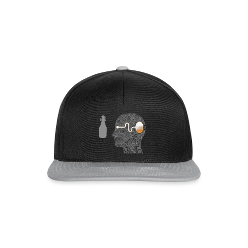 WYSIWYG Beer Shirt - Snapback Cap