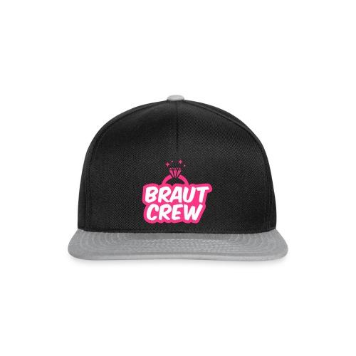 Braut Crew - JGA T-Shirt - JGA Shirt - Party - Snapback Cap