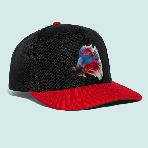Tropical fish - Snapback Cap