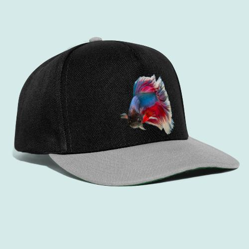 Tropical fish - Snapback Cap