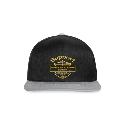 Support Indis gold - Snapback Cap