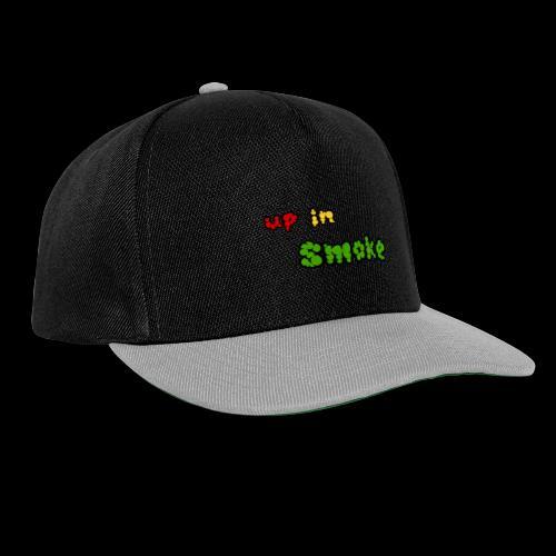 up in smoke - Snapback Cap