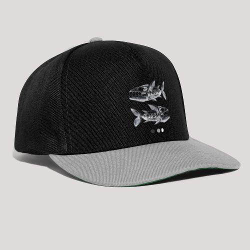 Fish05 - Snapback Cap