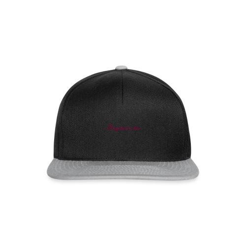 Bingham's Bae - Snapback Cap