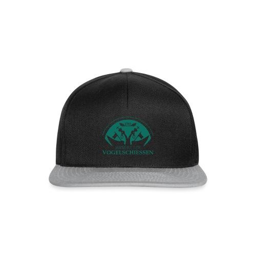 Logo Wanfrieder Vogelschiessen Einfarbig - Snapback Cap