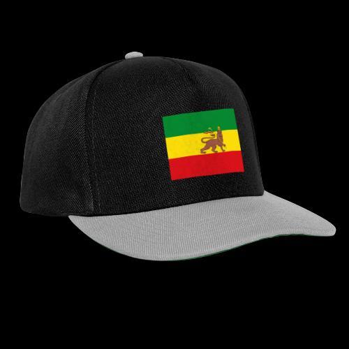 LION FLAG - Snapback Cap