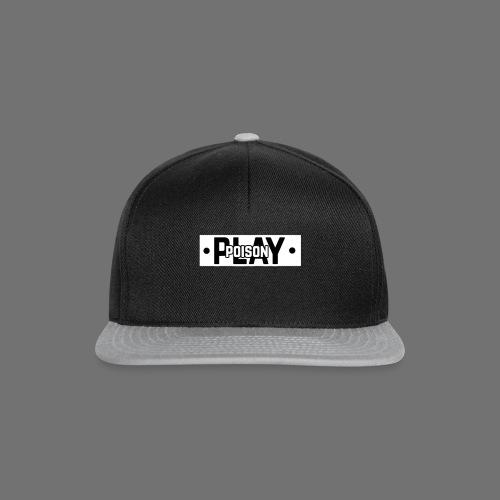 Poisonplay merchandise grote versie - Snapback cap